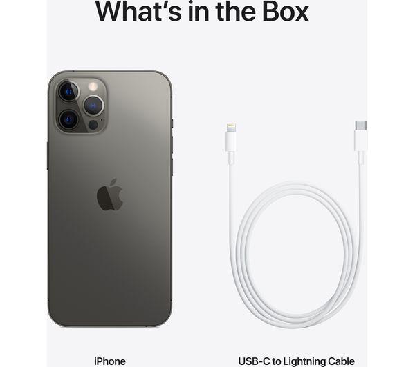Apple iPhone 12 Pro Max - 128 GB, Graphite 8
