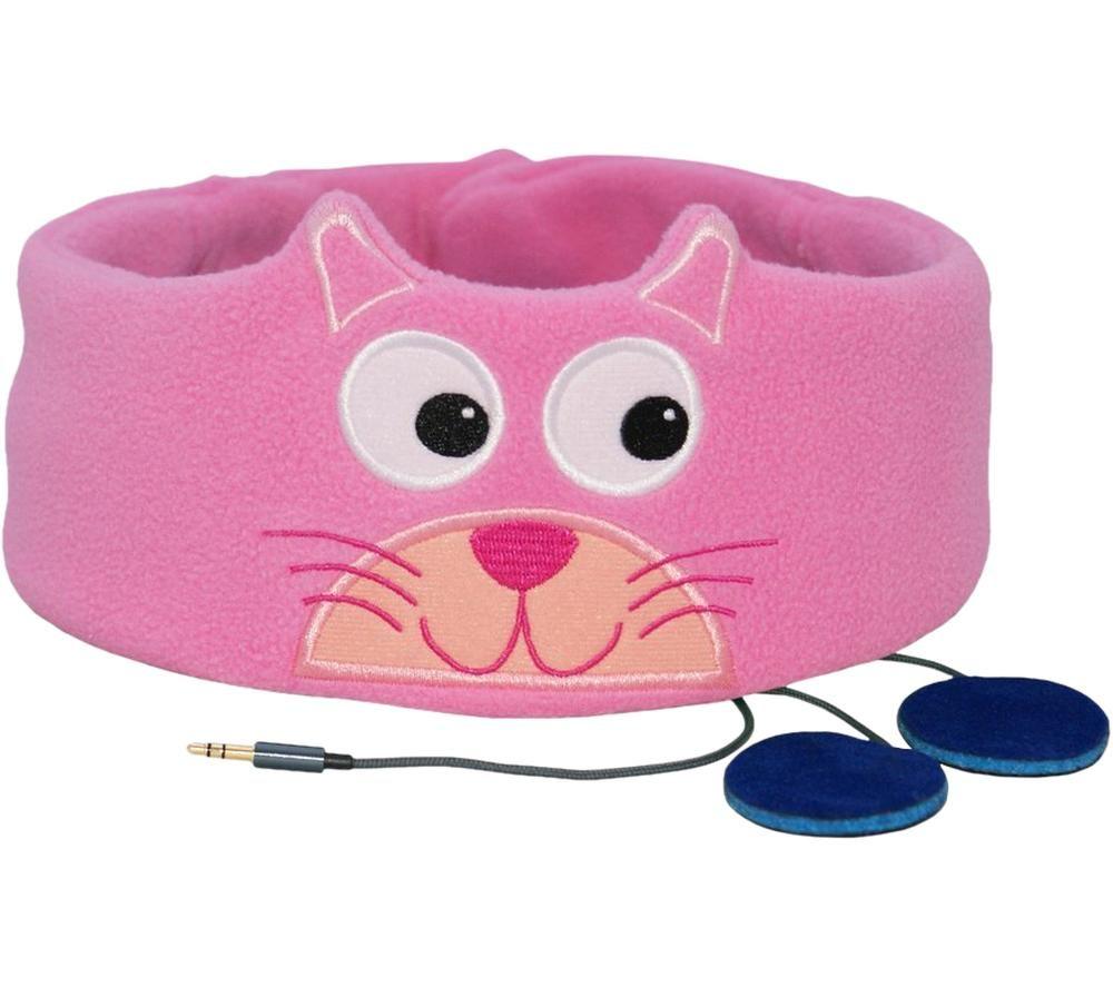 SNUGGLY RASCALS SR1-KIT-02-C Kids Headphones - Kitten