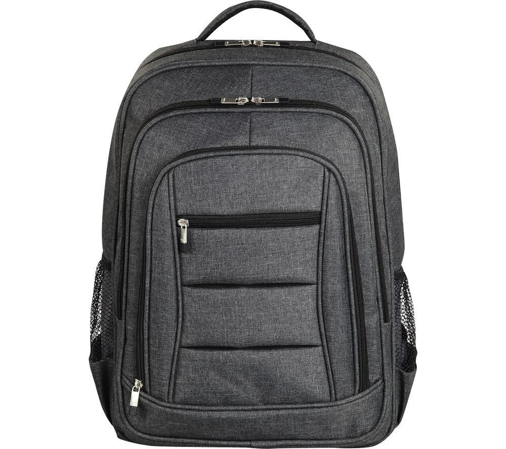 "HAMA Active Line Business 101578 15.6"" Laptop Backpack - Grey, Grey"
