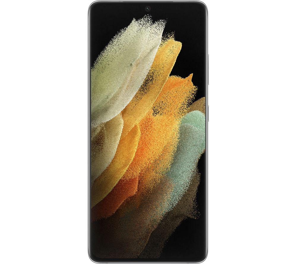 SAMSUNG Galaxy S21 Ultra - 128 GB, Phantom Silver