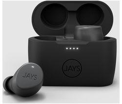 m-Seven Wireless Bluetooth Earphones - Grey