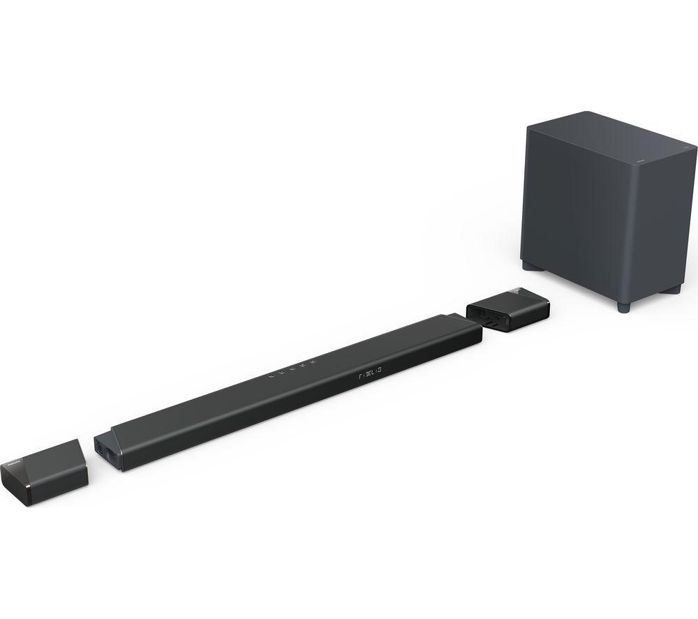 PHILIPS Fidelio B97/10 7.1.2 Wireless Sound Bar with Dolby Atmos