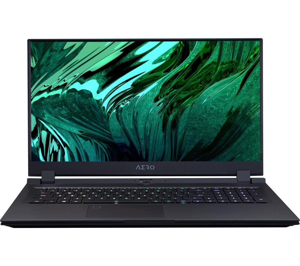 "Image of GIGABYTE AERO HDR 17XC 17.3"" Gaming Laptop - Intel®Core™ i7, RTX 3070, 1 TB SSD"