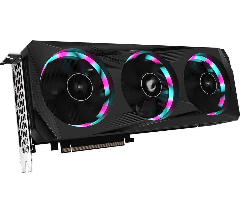 GIGABYTE Radeon RX 6700 XT 12 GB AORUS ELITE Graphics Card