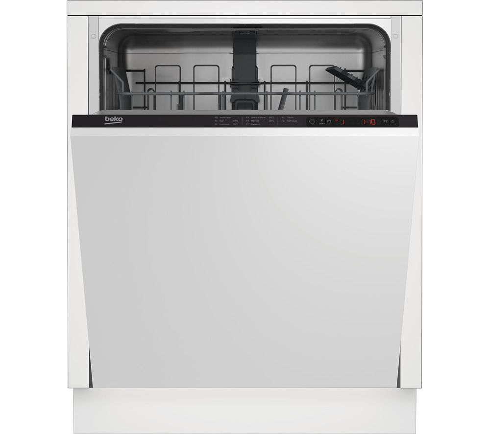 BEKO DIN15322 Full-size Fully Integrated Dishwasher