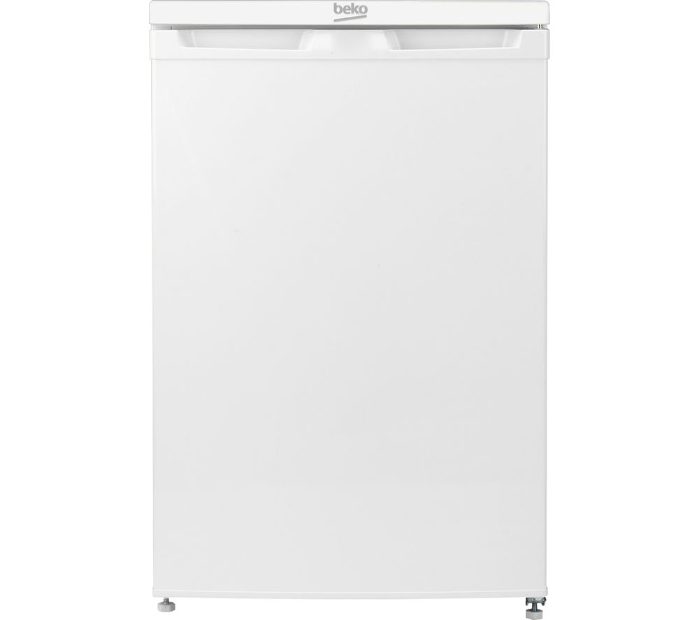 BEKO FXS5043W Undercounter Freezer - White + Select DSX83410W Heat Pump Tumble Dryer - White