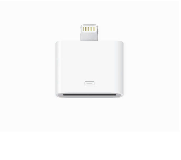 APPLE Lightning to 30-pin Adapter for iPad, iPad mini, iPod & iPhone 5
