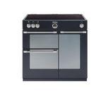 STOVES Sterling 900Ei Electric Induction Range Cooker - Black