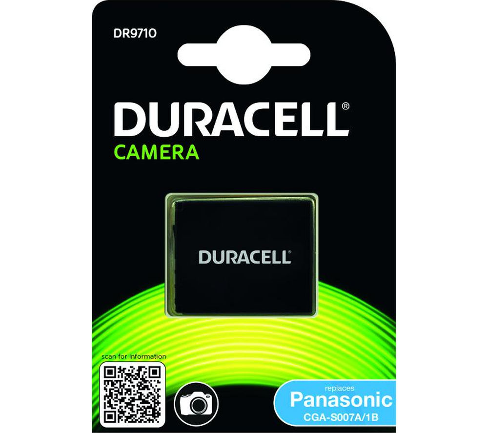 DURACELL DR9710 Lithium-ion Camera Battery