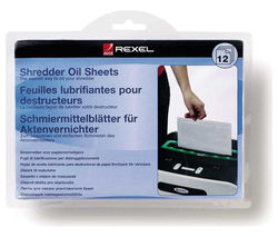 Shredder Oil A5 Sheets - Pack of 12
