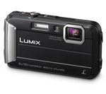 PANASONIC Lumix DMC-FT30EB-K Tough Compact Camera - Black