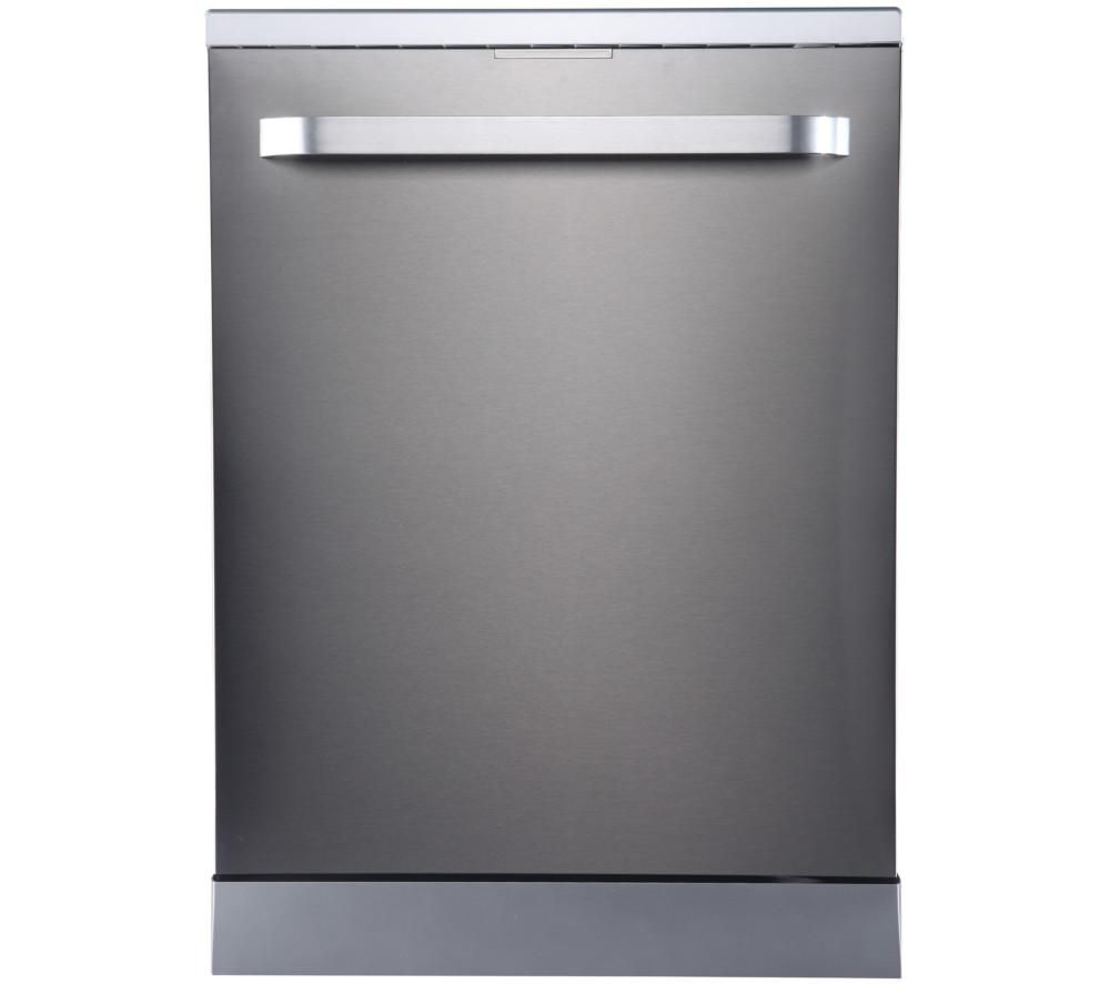 Compare prices for Kenwood KDW60X16 Full-size Dishwasher Stainless Steel