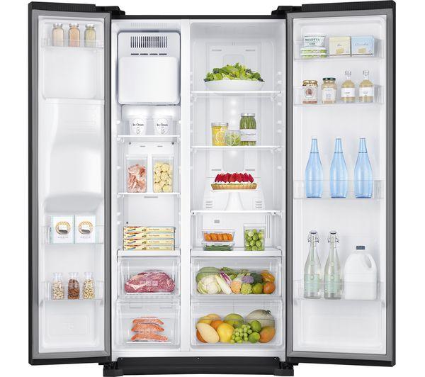 Buy Samsung Rs53k4400bc American Style Fridge Freezer