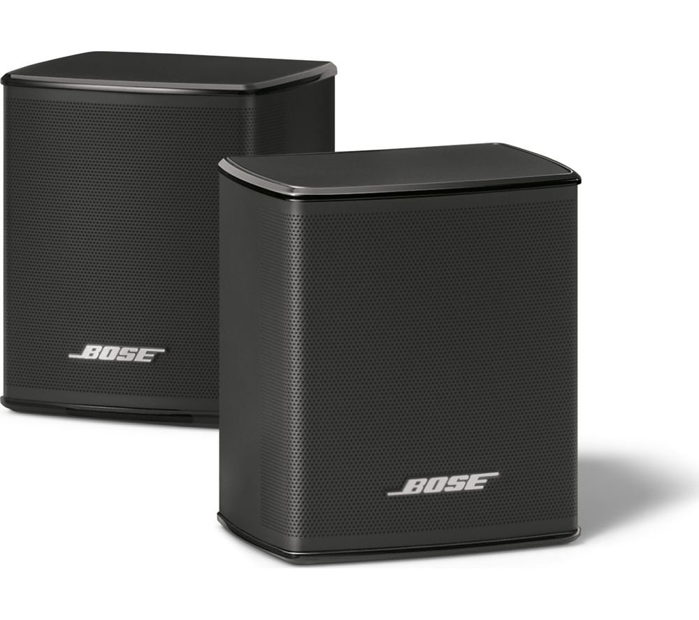 buy bose virtually invisible 300 wireless home cinema speakers free delivery currys. Black Bedroom Furniture Sets. Home Design Ideas