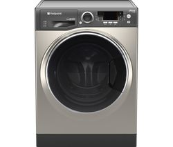 HOTPOINT RD 966 JGD UK Washer Dryer - Graphite