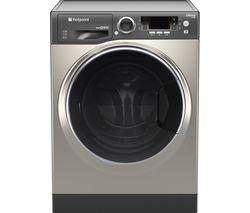 HOTPOINT RD 966 JGD UK Washer Dryer - Graphite