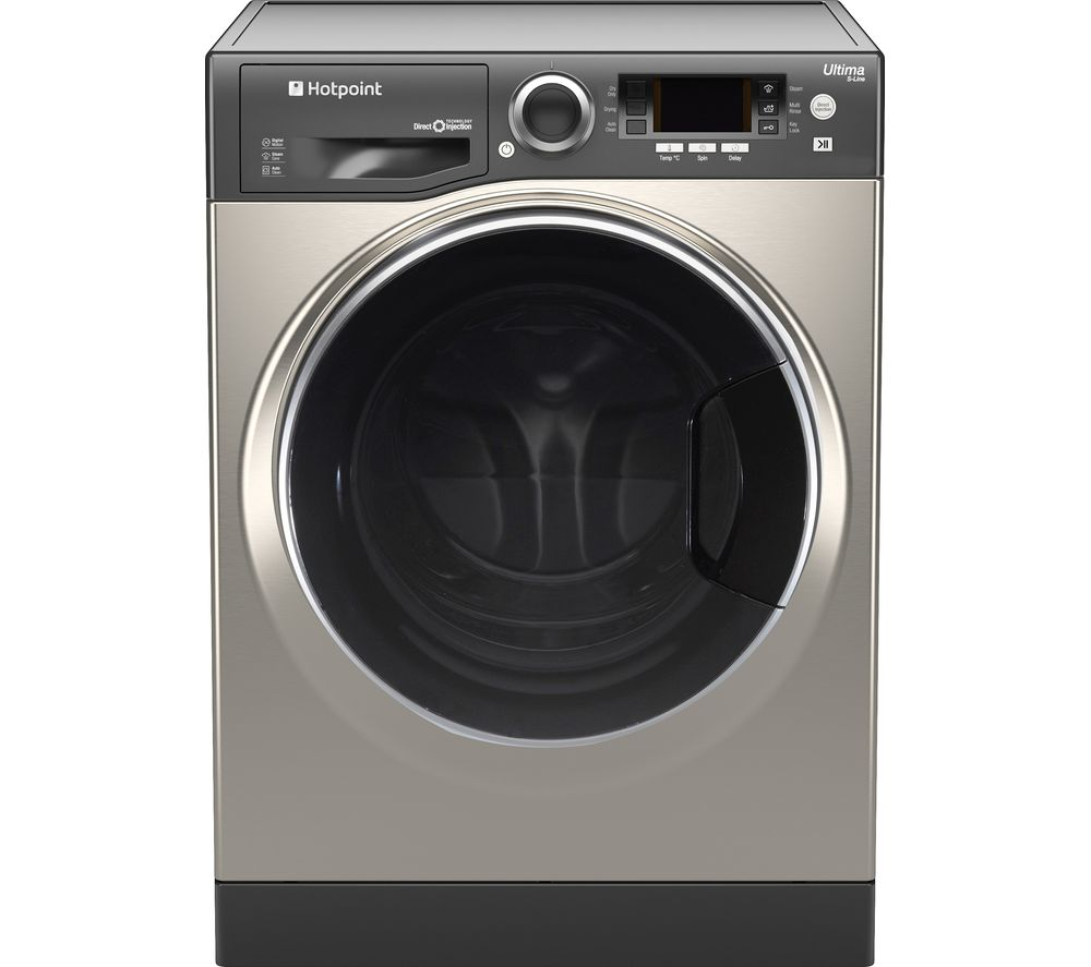 Hotpoint Washer Dryer RD 966 JGD UK  - Graphite