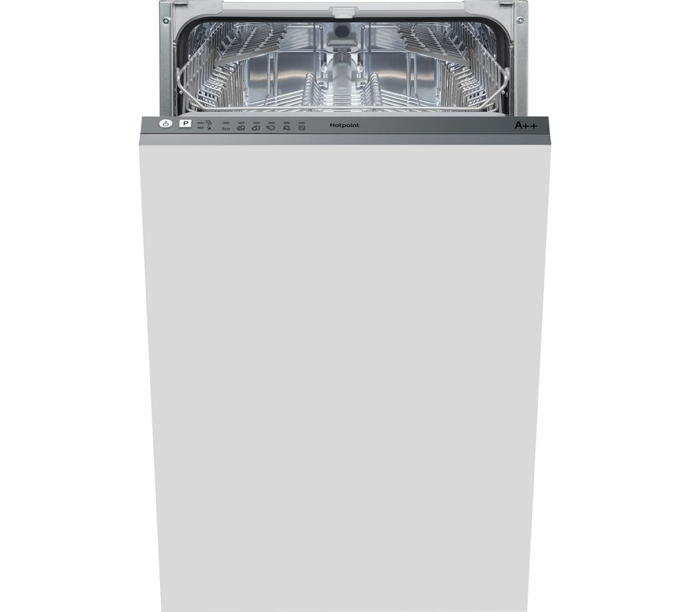 HOTPOINT LSTB 6M19 Slimline Integrated Dishwasher