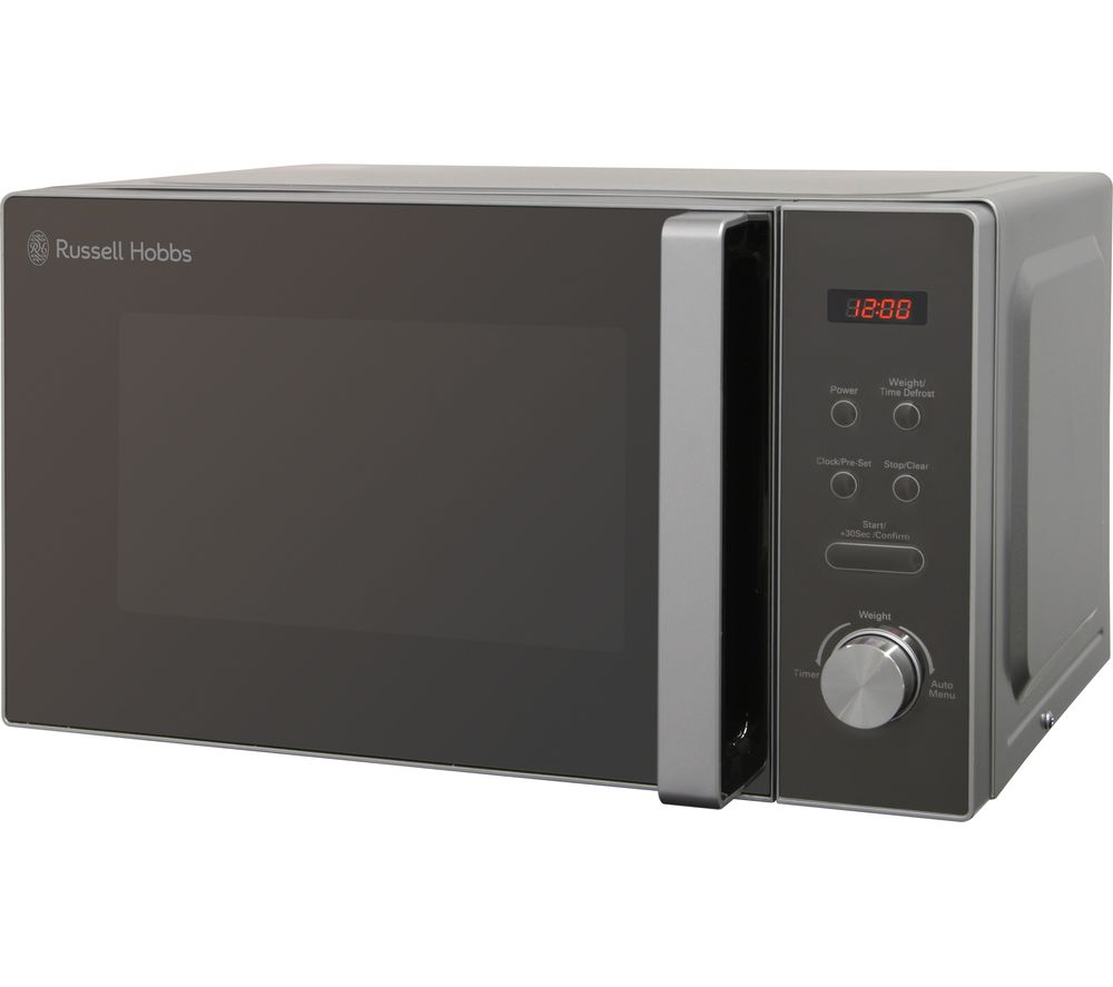 RUSSELL HOBBS RHM2076S Solo Microwave - Silver