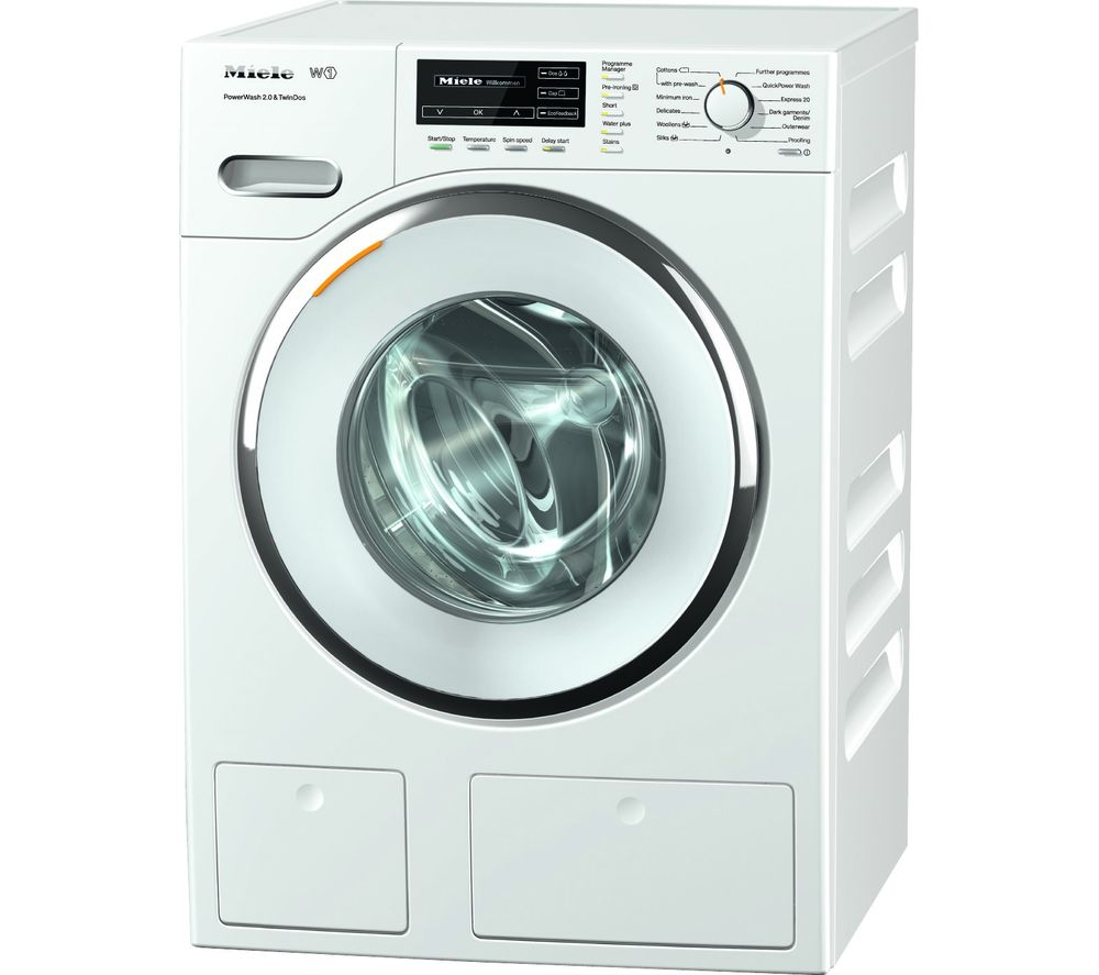Image of Miele TwinDos WMH122 9kg    with  Door A+++ 40%