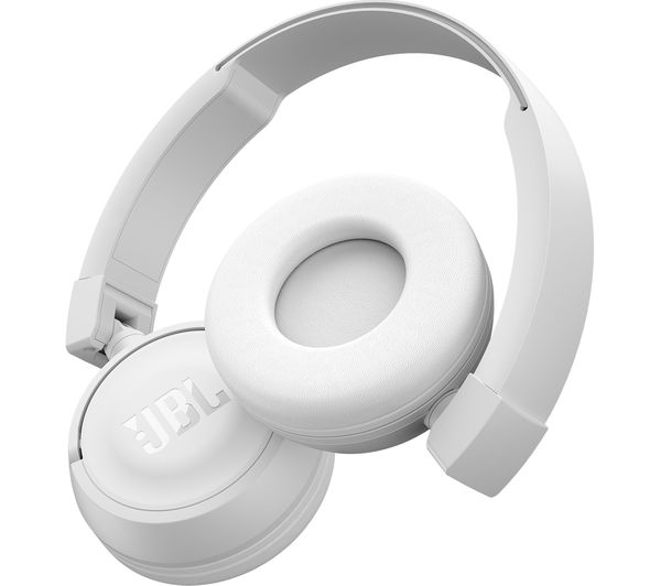 3cf0a5ec82c JBL T450 Headphones - White Fast Delivery | Currysie