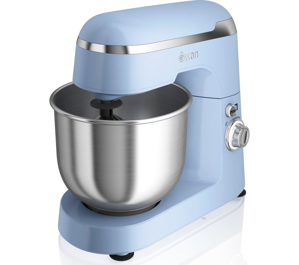 SWAN Retro SP25010BLN Stand Mixer - Blue