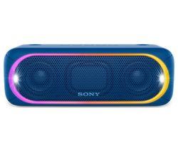 SONY SRS-XB30 Portable Bluetooth Wireless Speaker - Blue