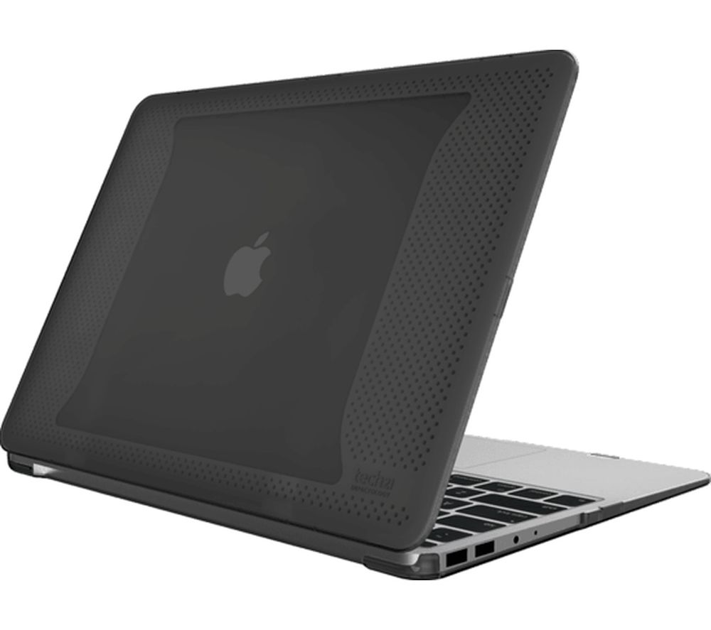 "TECH21 Impact Snap 15"" MacBook Air Hardshell Case - Black"