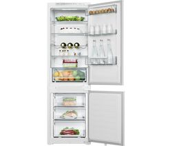 KENWOOD KIFF7017 Integrated 70/30 Fridge Freezer Best Price, Cheapest Prices