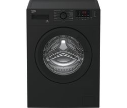 BEKO WTB1041R2A 10 kg 1400 Spin Washing Machine - Anthracite