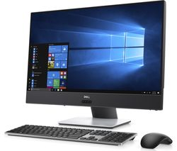 "DELL Inspiron 5475 23.8"" Touchscreen All-in-One PC - Metallic White"