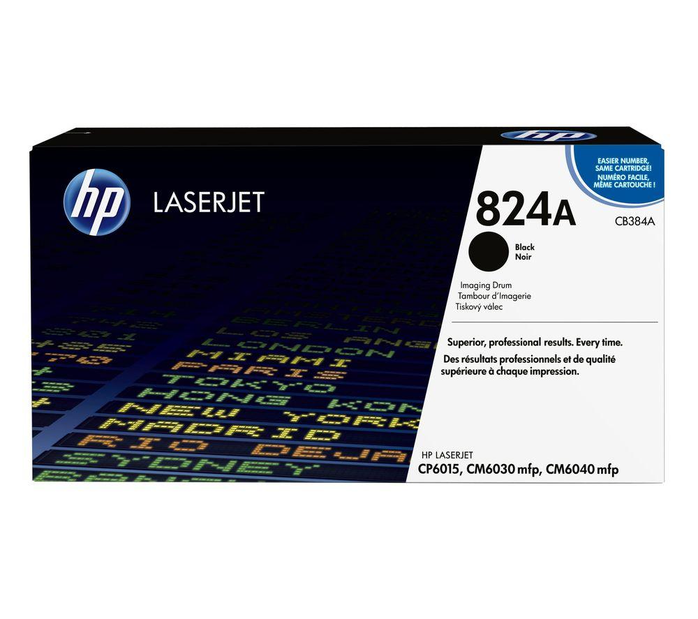 HP 824A LaserJet Image Drum Black Ink Cartridge