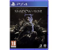 SONY Middle-earth: Shadow of War