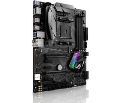 ASUS ROG STRIX B350-F AM4 Motherboard