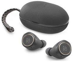 B&O E8 Wireless Bluetooth Headphones - Grey