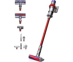 DYSON Cyclone V10 Total Clean Cordless Vacuum Cleaner - Red
