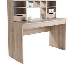 Albion AW2120 Desk - Light Oak