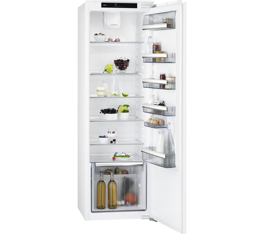 AEG SKB8181VDC Integrated Tall Fridge