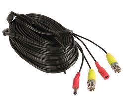 Smart Home CCTV BNC Cable - 18 m