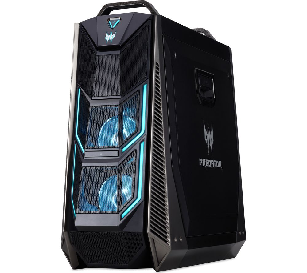 ACER Predator Orion 9000 Intel® Core™ i9 GTX 1080 Ti Gaming PC - 2 TB HDD & 256 GB SSD