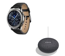 SAMSUNG Gear S3 Classic - Silver, Universal