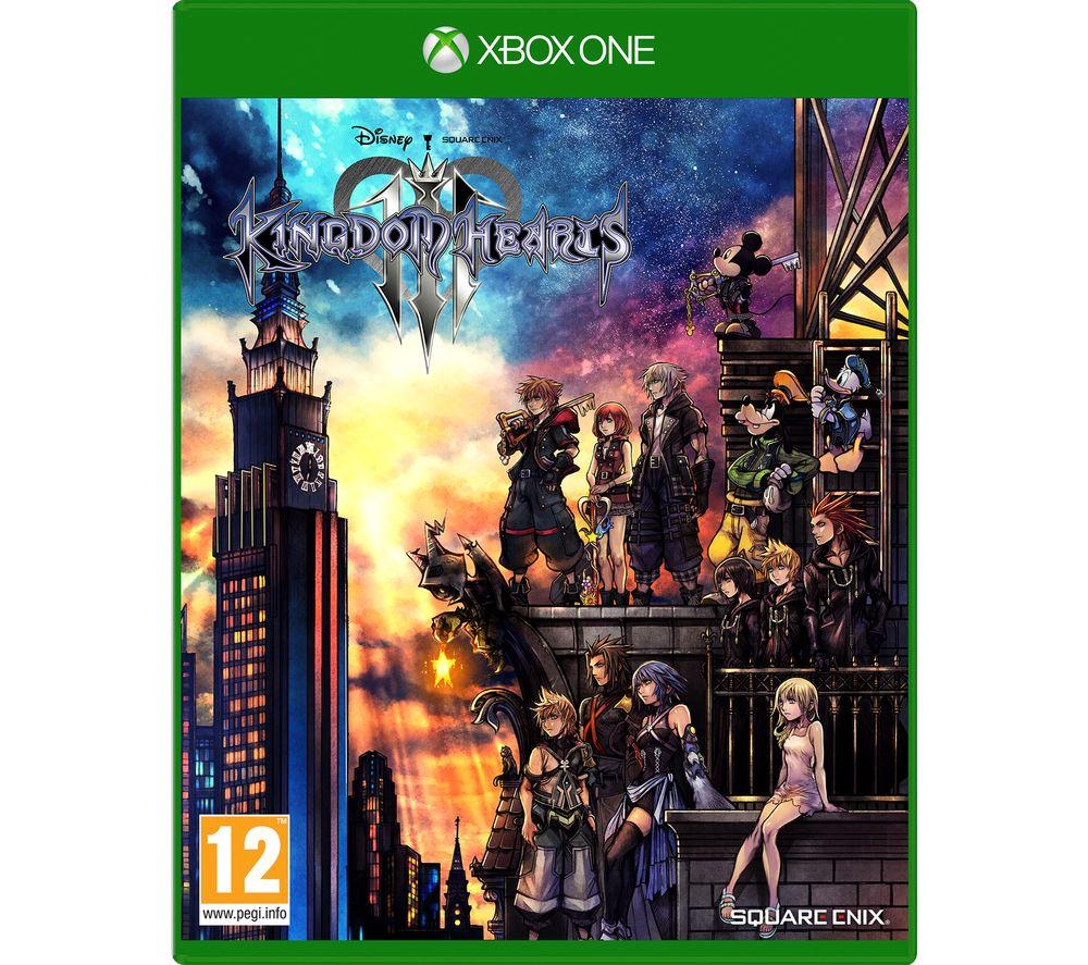 XBOX ONE Kingdom Hearts III