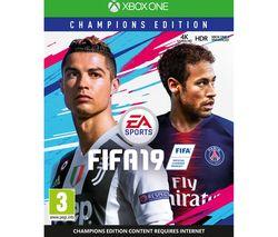 XBOX ONE FIFA 19: Champions Edition
