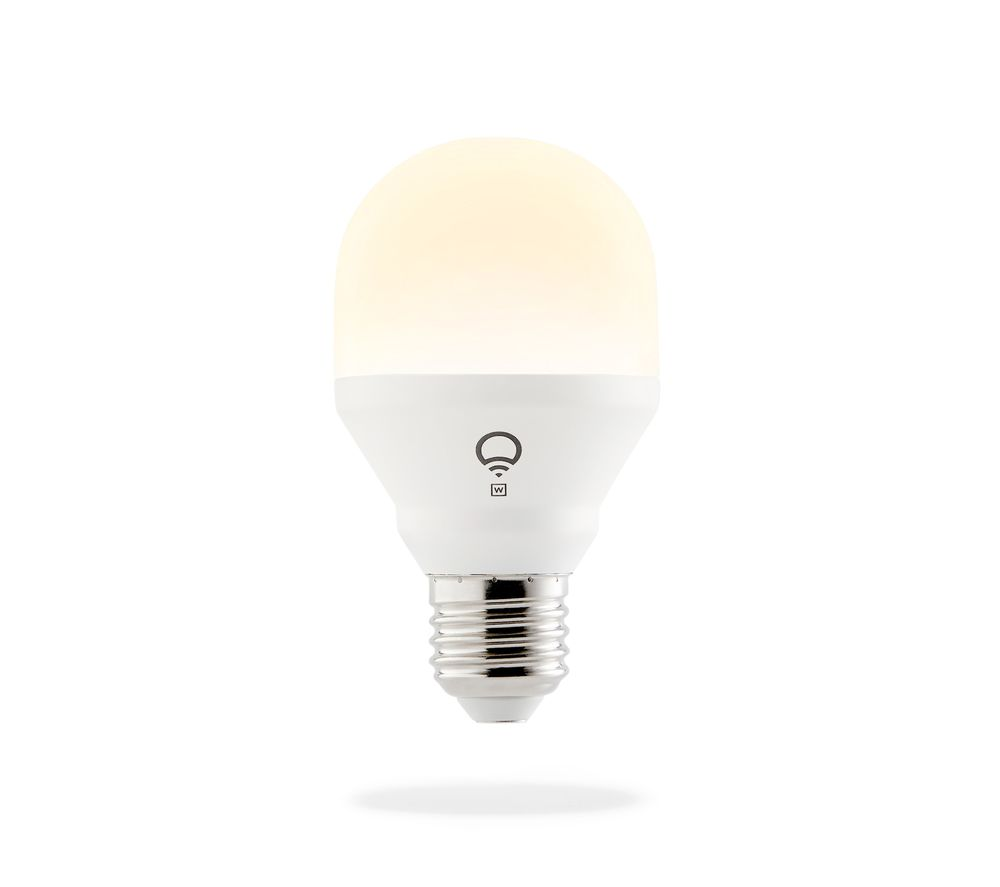 Image of LIFX Mini White Smart Bulb - E27, White