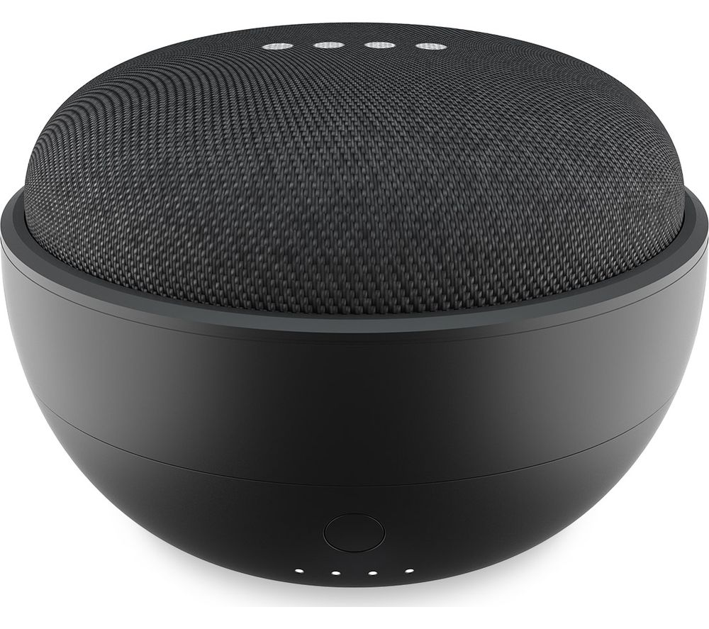NINETY7 JOT Google Home Mini Battery Base - Carbon