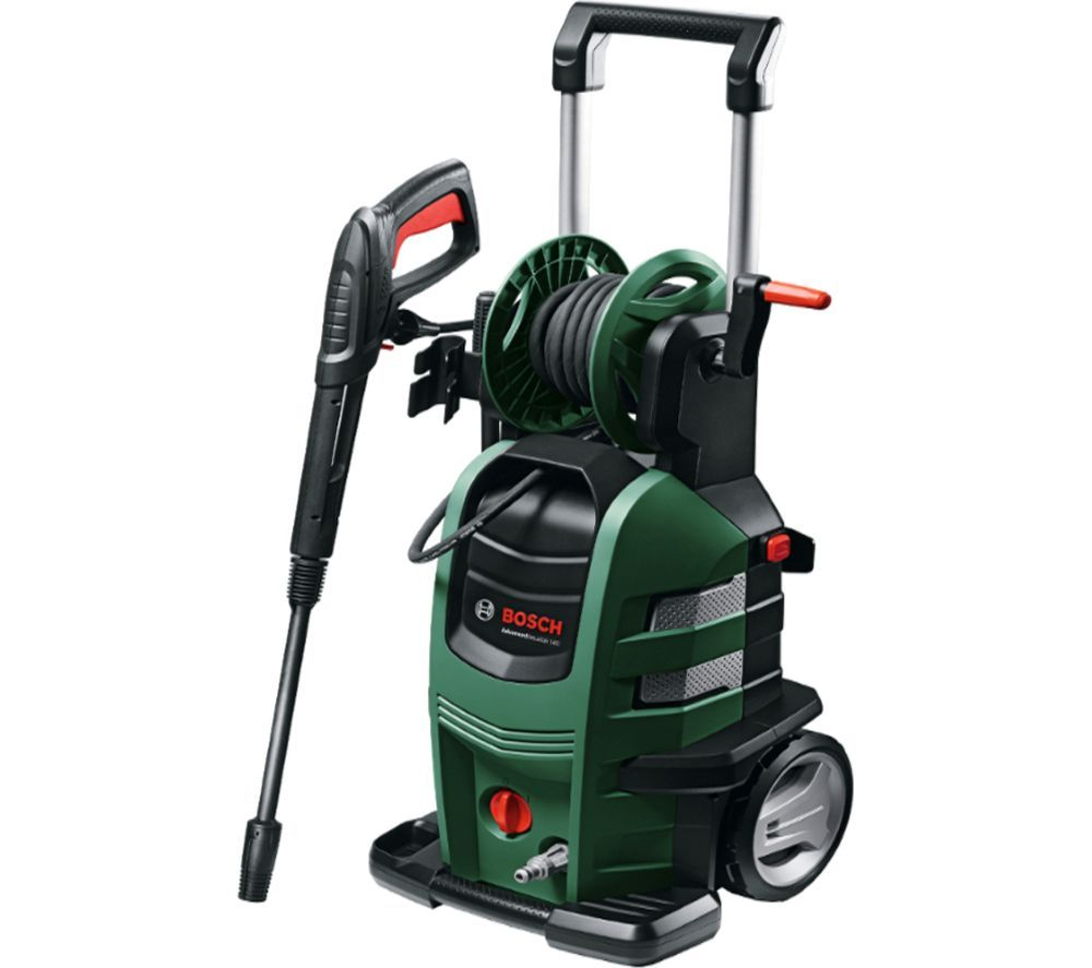 BOSCH AdvancedAquatak 160 Pressure Washer - 160 bar