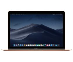 "APPLE MacBook 12"" with Retina Display - 256 GB SSD, Gold"