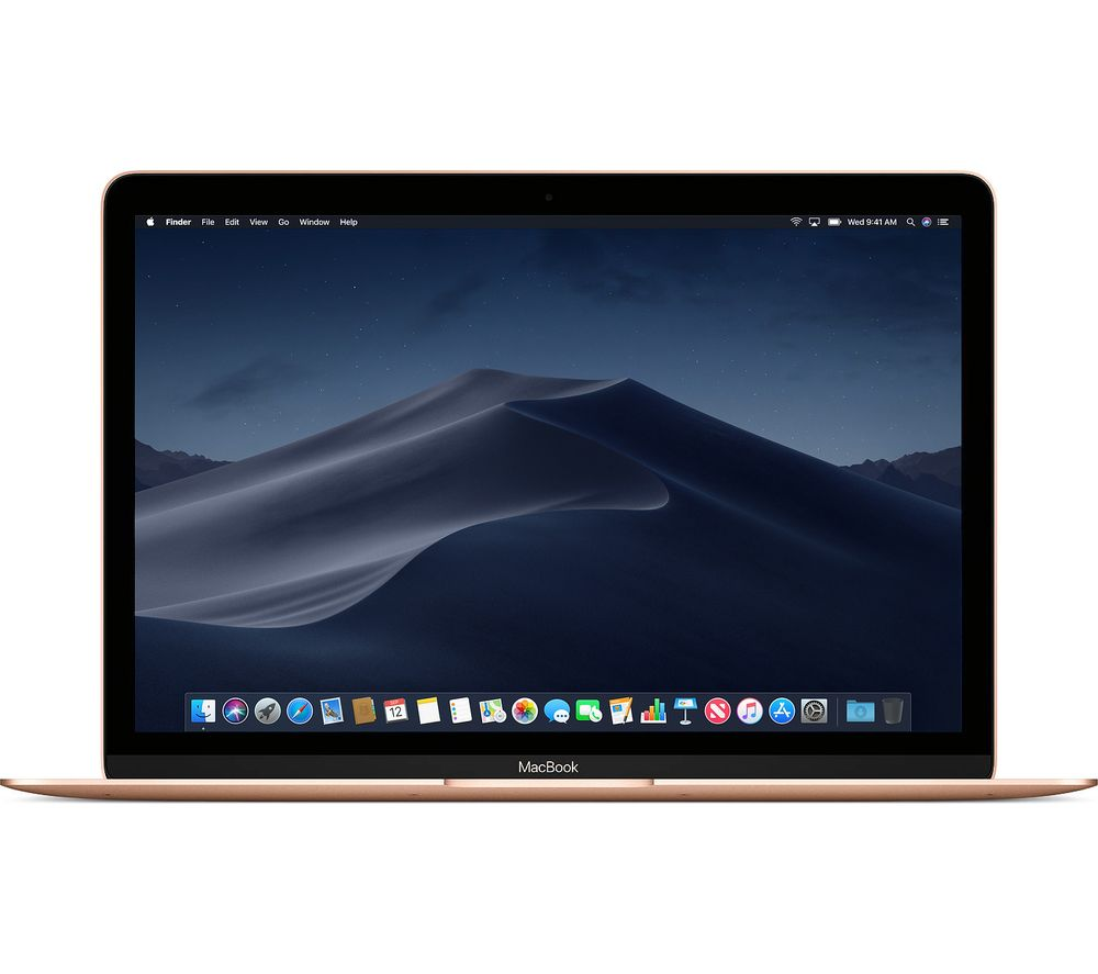 "APPLE MacBook 12"" with Retina Display (2018) - 256 GB SSD, Gold"