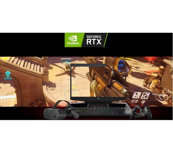 HP OMEN X Dual Screen 15 6