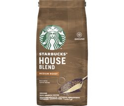 House Blend Ground Coffee - 200 g